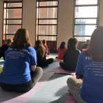Teen Yoga in schools