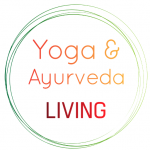 Logo for Yoga and Ayurveda Living