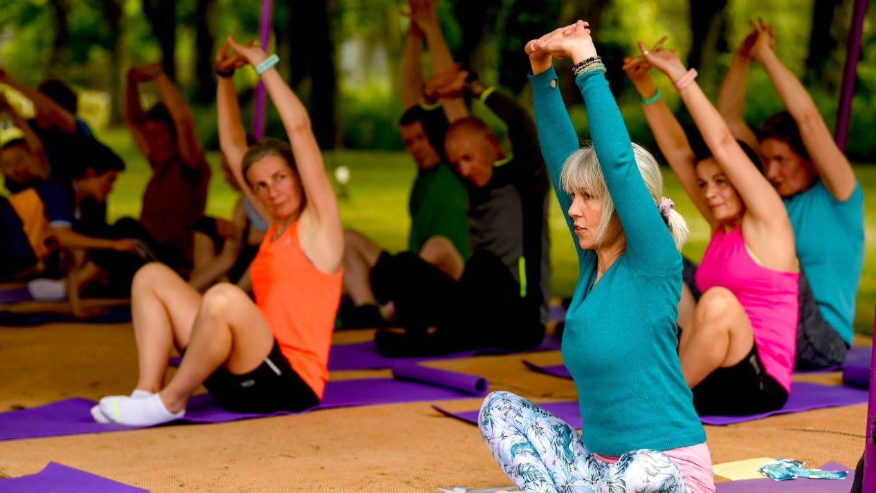 Traditional Yoga with Kelly Mills for Soulful living
